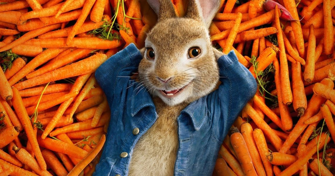 Peter Rabbit: киноурок в Top Banana