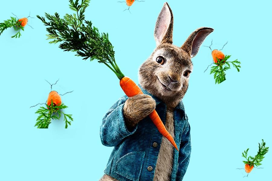Peter Rabbit: киноурок в Top Banana