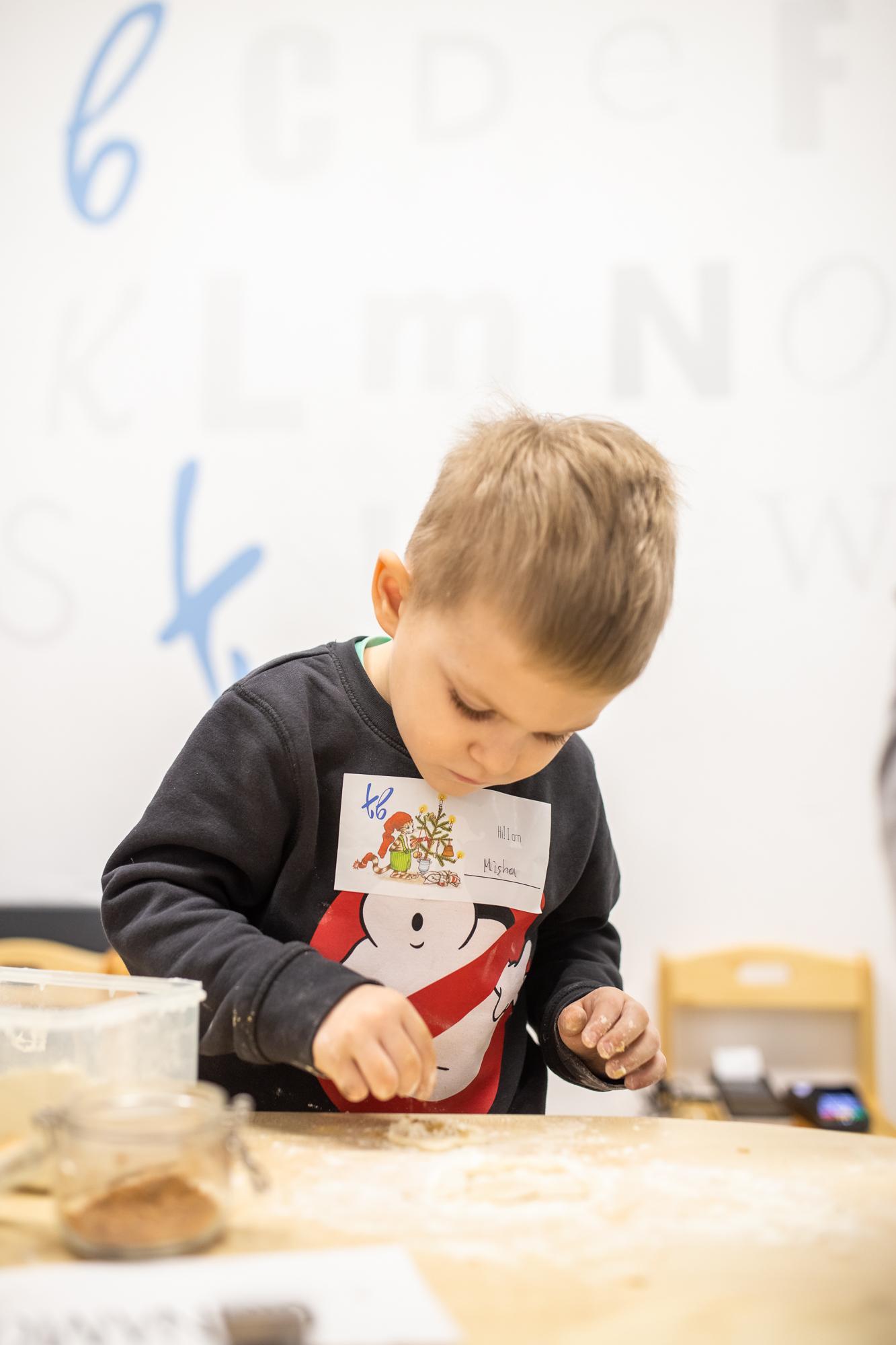 Английский для детей в СПб