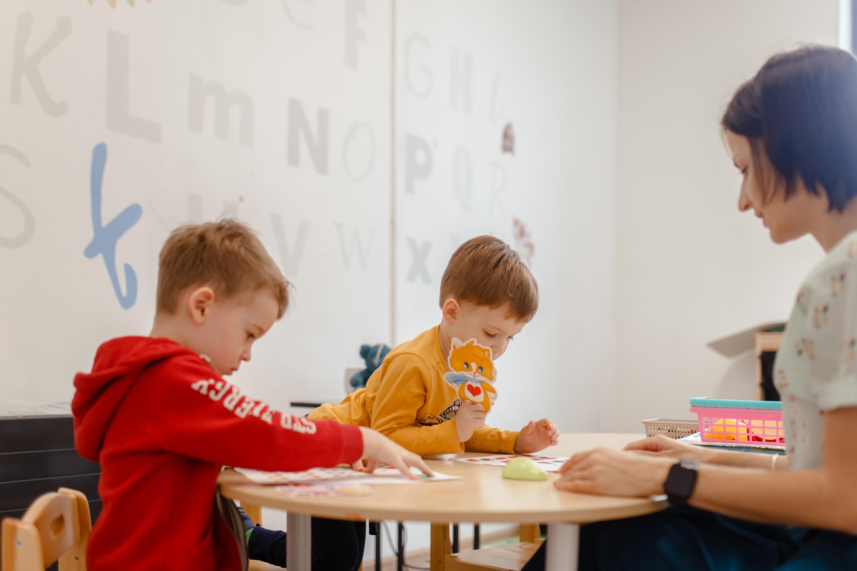 английский для детей 3-5 лет