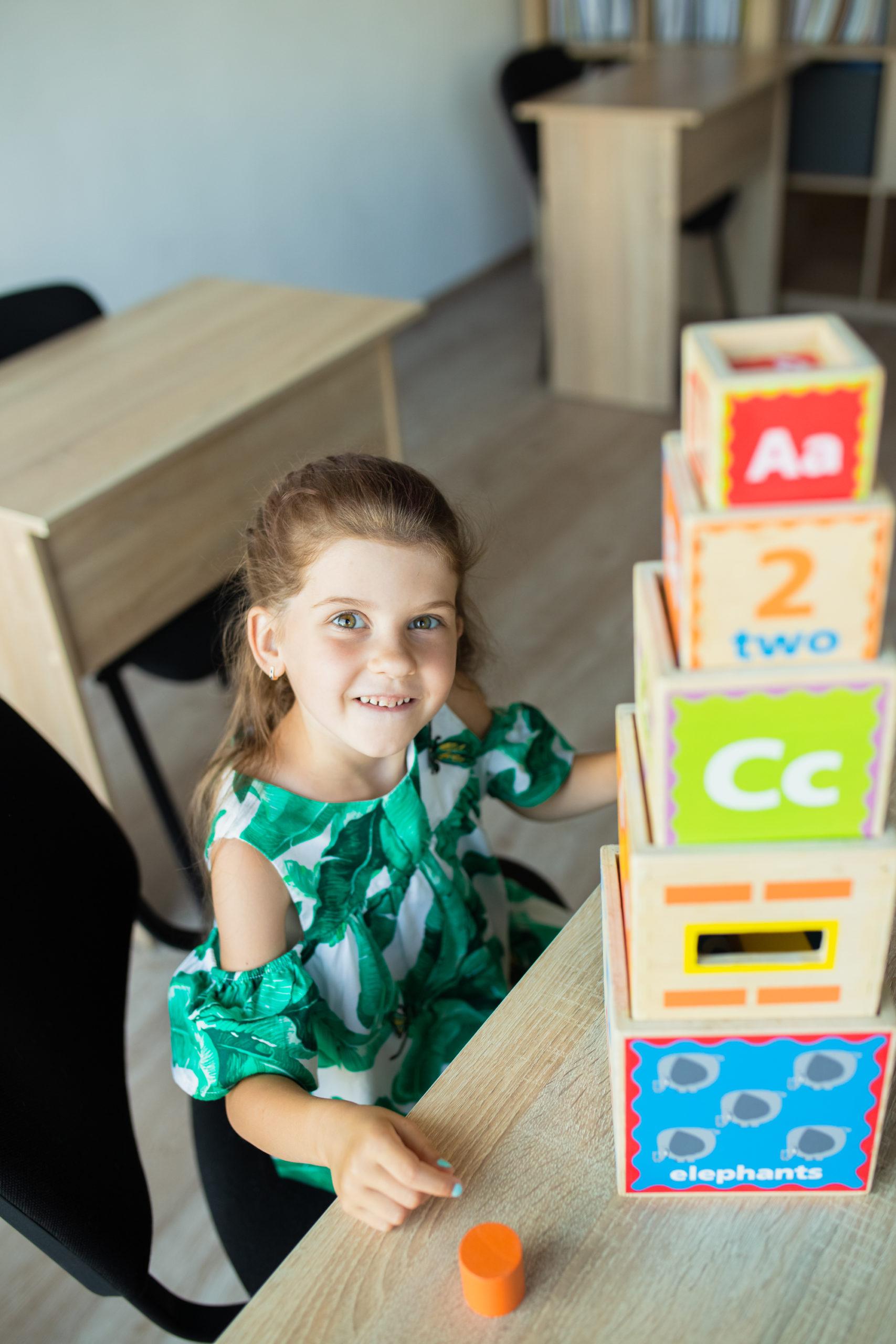 английский для детей в приморском районе